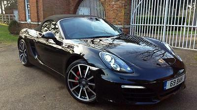 2014 Porsche Boxster 3.4 S 2dr PDK Automatic Petrol Roadster