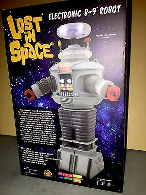 Lost in Space Diamond Select B-9 Electronic robot 11-inch Action Figure New