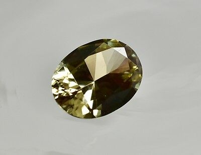 1.5 Ct Zultanite Natural Loose Gems 8.5x5.5mm Exclusive 2017 Cutting Cert of Aut