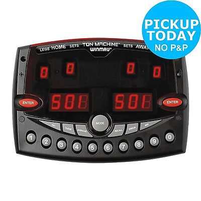 Winmau Electronic Darts Scorer. From the Official Argos Shop on ebay