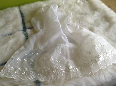 AUTHENTIC VINTAGE CLOTHING 1970s UNUSED BABY GIRLS PETTICOAT  18/24 MONTHS