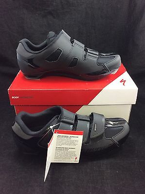 Specialized Body Geometry Sport Rd Ladies Cycling Shoes NEW Boxed + Manual UK5.5