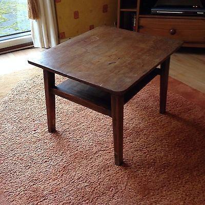 Vintage 1930's Side Coffee Table