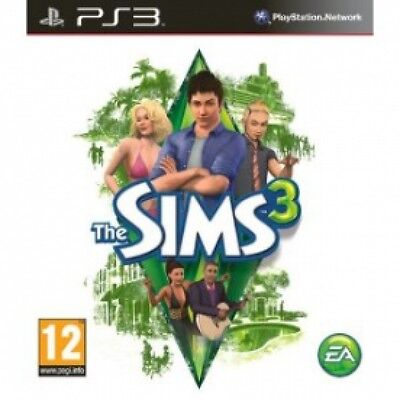 The Sims 3 Game PS3 Brand New