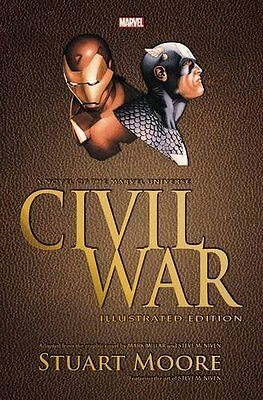Civil War Illustrated Prose Novel