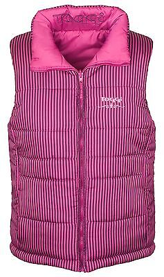 Bnwt;toggi;colden;reversible Quilted Gilet;bloom;6