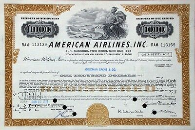 American Airlines, Inc. - 1973