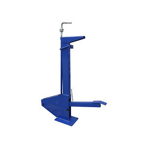 Woodward-Fab shrinker stretcher foot operated floor stand #WFSS10FOOT