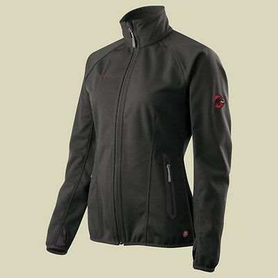 Mammut Ultimate Pro Advanced Gore Windstopper Softshell Jacke Damen XXL Schwarz