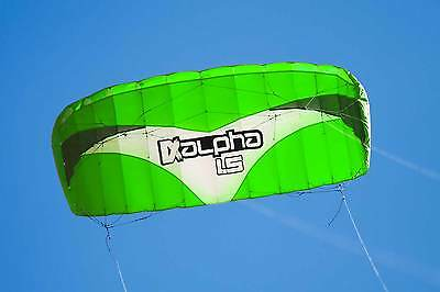 HQ Alpha Four line Power Kite - Perfect for beginners