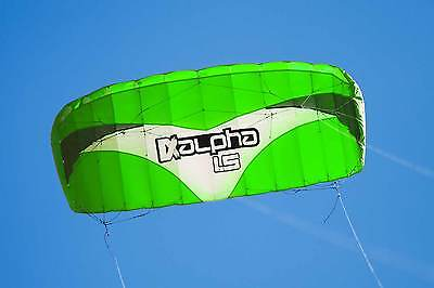 HQ Alpha Power/Traction Kite