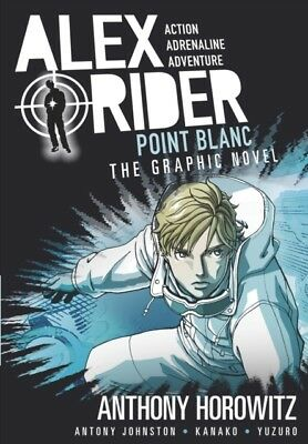 Point Blanc Graphic Novel (Alex Rider) (Paperback), Horowitz, Joh...