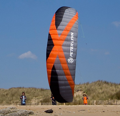 Peter Lynn Voltage - 4-line Freestyle Traction Kite
