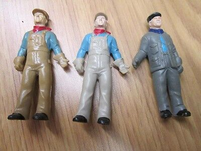 G Scale Auction #WS1 - Three Railroad Figures
