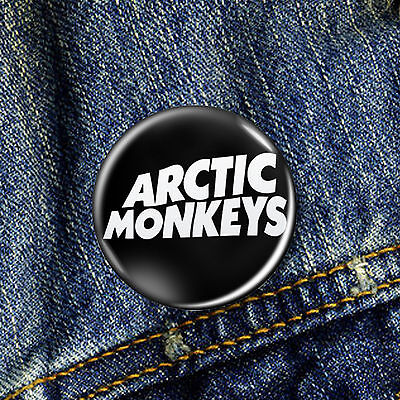 Arctic Monkeys Pin Button Badge 1 x 25mm Badge