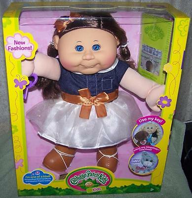 Cabbage Patch Kids for Adoptimals ALEXANDRA RAVEN Nov 27th Doll New