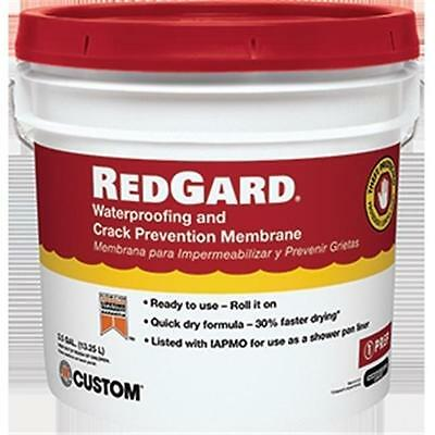 LQWAF3 3.5 gallon, Redgard Crack Prevention And Waterproofing Membrane