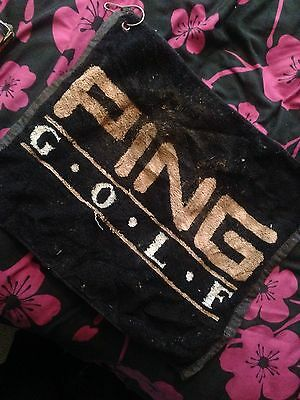 Ping Golf Club Towel