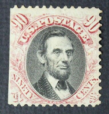 CKStamps: US Stamps Collection Scott#122 90c Pictorial Appear No Cancel, NG$4000