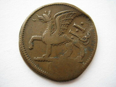 Clifton Colliery token Lowther family 1735 Finlay 69
