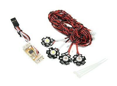 Quanum Quadcopter / Drone Navigation LED Light System - orangeRX -uk