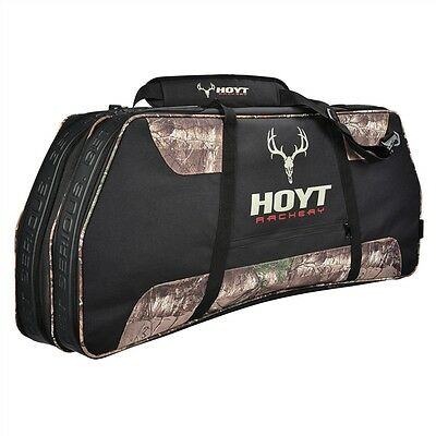 "Hoyt Deluxe Skull 40"" Lockable Formed Compound Bow Case 215393 (Realtree Xtra)"