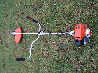 Stihl 2014 Fs130 Petrol Strimmer Brushcutter - Immaculate Condition