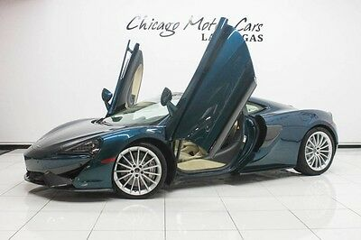 2017 McLaren Other  2017 McLaren 570 GT Coupe Bowers & Wilkins Sound RARE Color Combination STUNNING