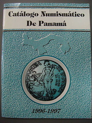 Soft Cover Book - Catalog Numismatico de Panama