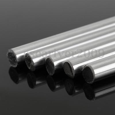OD 8mm x 300/400/500mm Cylinder Liner Rail Linear Shaft Optical Axis Resistance