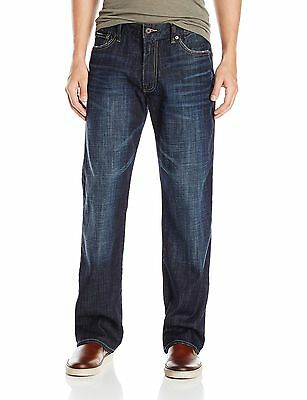 LUCKYBRAND NEW Blue Mens Size 30X34 361 Vintage Straight Leg Jeans $89 #947