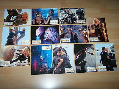 BARB WIRE - set of 12 lobby cards ´96 - PAMELA ANDERSON