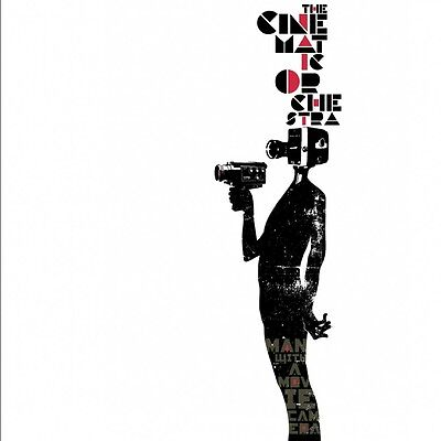 Cinematic Orchestra Man With A Movie Camera New Sealed Vinyl 2Lp & Mp3 In Stock