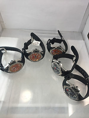 Watch Wholesale Lot ESQ by Movado (5 watches total)
