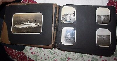1930's early 40's WWII photos Philippines pre-Japanese Invasion officer's life