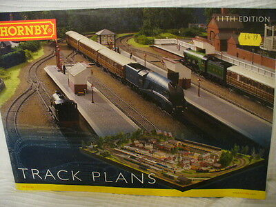 Hornby Track Plans 11Th Edition New Unused