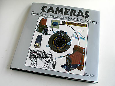 """""""CAMERAS"""" by Brian Coe. In unmarked condition."""