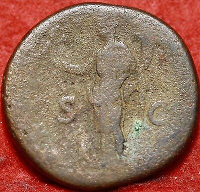 Ancient Roman Coin Free S/H