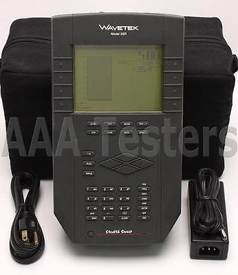 Wavetek JDSU 3SRV CATV Reverse Sweep Meter 3SR w/ Reverse Sweep Digital Options