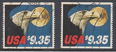 1983 $9.35 EXPRESS, Scott 1909, 2 stamps, USED
