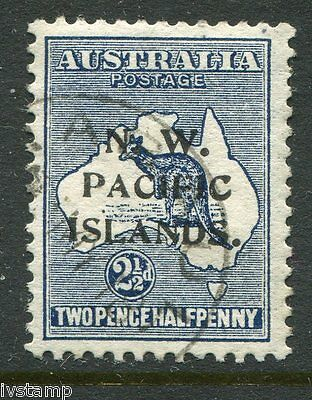 Australia N W Pacific Islands #2 SG#74  OVPT A  sound used
