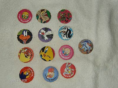 mixed collectors walkers  tazos  x  13