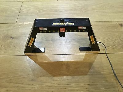SCALEXTRIC RARE c209 START LIGHT GANTRY FULLY TESTED EXC COND