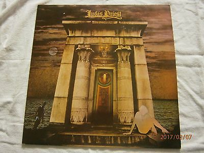 judas priest sin after sin black vinyl album