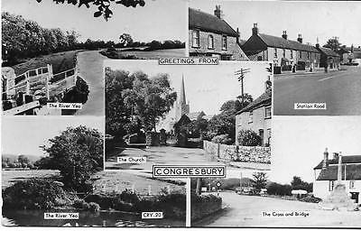 Congresbury.1970 Used RPPC-(Publisher.Frith) - Very Good Condition !