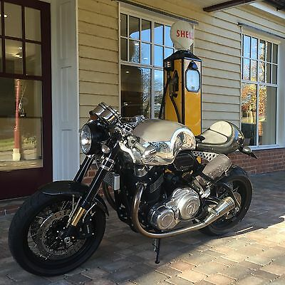 Norton Domiracer #14 (of only 50 produced Globally)