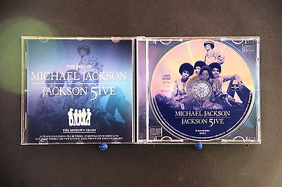 The Best Of Michael Jackson & Jackson Five - 28 Track 2001 Double Cd Album