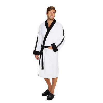 Star Wars Storm Trooper Herren Luxus Bademantel Einheitsgröße Hoodless robe neu