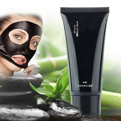 Blackhead Remover Deep Cleansing Purifying Peel Acne Black Mud Face Mask MT