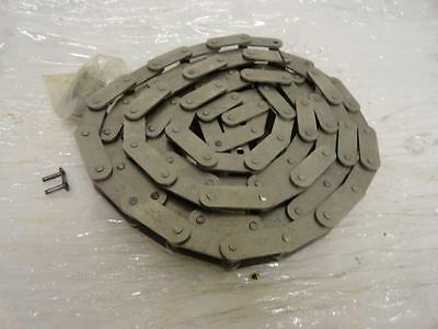 """149676 New-No Box, Rexnord C2060HSSR10BX Roller Chain, 1-1/2"""" Pitch, 10 Ft. L"""